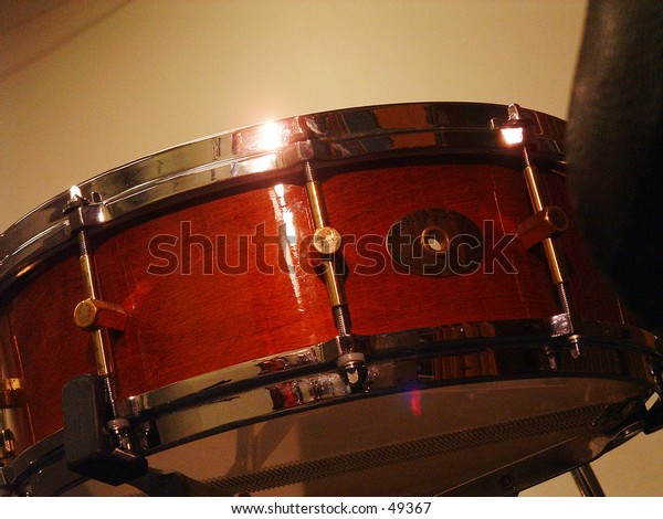 Maple Snare Drum