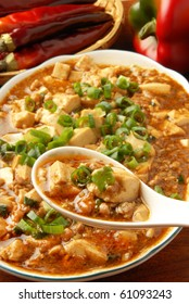 Mapo Tofu - A Popular Chinese Spicy Dish from Sichuan