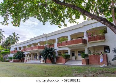 Mar 9,2017 at Silliman University, Dumaguete City, Philippines