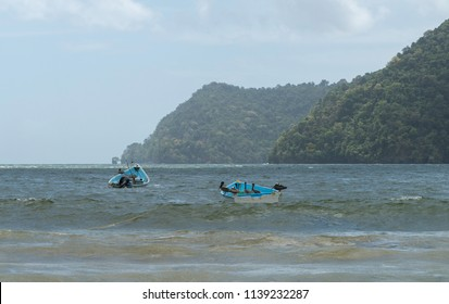 Maracas Bay in Trinidad