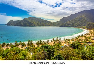 Maracas Bay Trinidad and Tobago