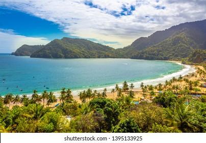 Maracas Bay Trinidad and Tobago