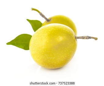 Maracuja, passion-fruit