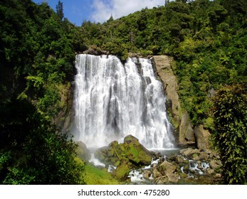 Marapeka Falls, North Island NZ