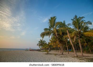 Marari Beach in Kerala is one of the most popular beaches in Kerala