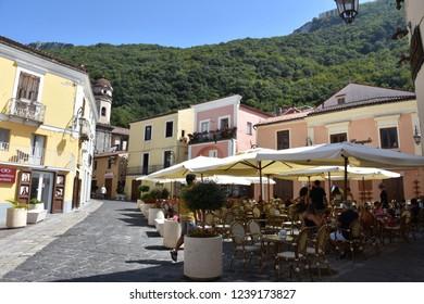 Maratea Square - South Italy