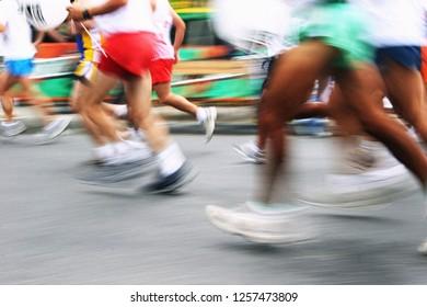 Marathon Running in Colombia
