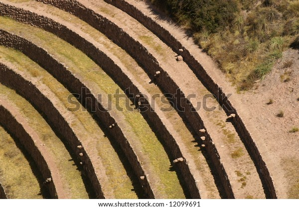 Maray Maras incas ruins culture attraction for tourism
