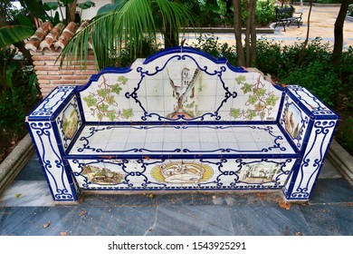 Phenomenal Ceramic Bench Images Stock Photos Vectors Shutterstock Spiritservingveterans Wood Chair Design Ideas Spiritservingveteransorg
