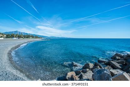 Marbella perfect beach