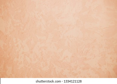 Marble background or texture. Decorative Venetian plaster on the wall. Traditional Venetian plaster stone texture grain drawing. Sand color beige seamless stone texture Venetian plaster background