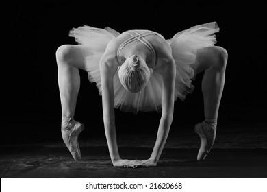 marble ballerina
