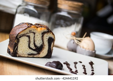 marble cake chocolate