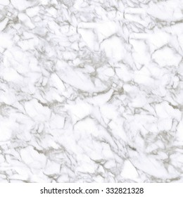 Marble Calacatta. Marble texture. White stone background. Tiled design. Seamless Pattern