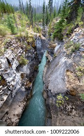 Marble Canyon is a 1.6 Kilometer return trip trail located near East Kootenay, British Columbia, Canada.