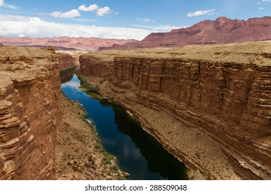 Marble Canyon is a beautiful scenic attraction for many traveling the roads of Arizona