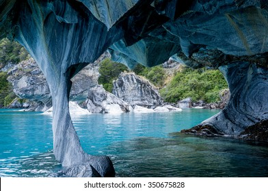 The marble cathedral, Chile