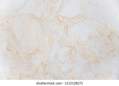 marble stone tile background with beige squiggly pattern