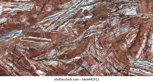 marble texture background, natural breccia marbel for ceramic wall and floor tiles, polished brown marble, Real natural marble stone texture and surface background