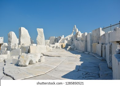 Marble tourist attraction