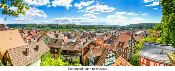 Marburg an der Lahn, Old city, Germany