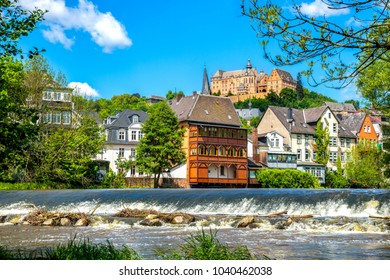 Marburg an der Lahn, Old city, Germany