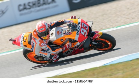 Marc Marquez during MotoGP Motul TT Assen race in TT Circuit Assen (Assen - Netherlands) on June 29 2018