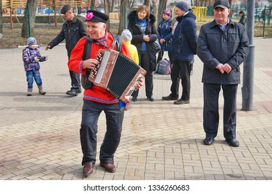 Russian Folk Music Stock Photos, Images & Photography