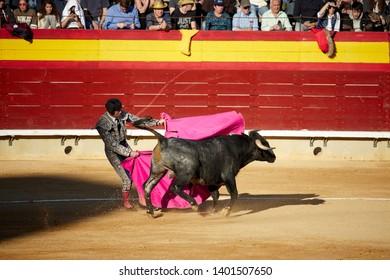 Bullfight Images, Stock Photos & Vectors | Shutterstock