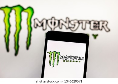 Monster Energy Logo Images Stock Photos Vectors Shutterstock