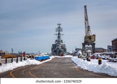 Fletcher-class Destroyer Images, Stock Photos & Vectors