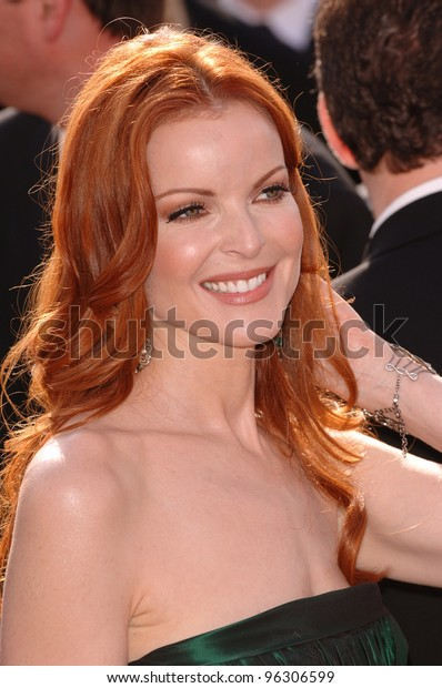 MARCIA CROSS at the 57th Annual Emmy Awards in Los Angeles. September 18, 2005; Los Angeles, CA:    Paul Smith / Featureflash