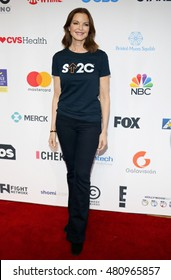 Marcia Cross at the 5th Biennial Stand Up To Cancer held at the Walt Disney Concert Hall in Los Angeles, USA on September 9, 2016.