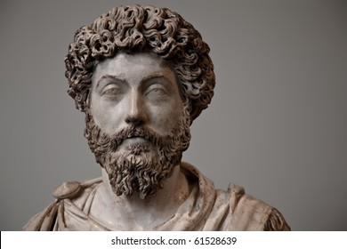 Marcus Aurelius was Roman Emperor from CE 161 to 180. He ruled with Lucius Verus as co-emperor from 161 until Verus' death in 169.