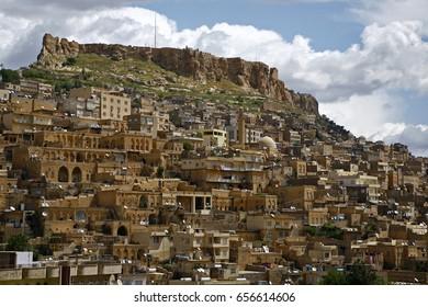 Mardin citadel Mardin is a historical city in Southeastern Anatolia, Turkey.