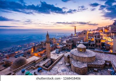 Mardin City in Turkey