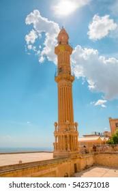 Mardin sehidiye mosque, Mardin turkey