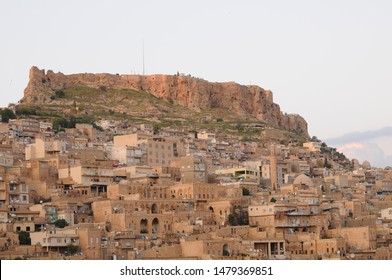 Mardin, Turkey- Old Mardin with its traditional stone houses is one of the places that tourists visit.Mardin Turkey, Old Mardin City