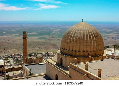 Mardin, Turkey: Zinciriye Madrasah in Mardin. Populer tourist destination in Turkey.