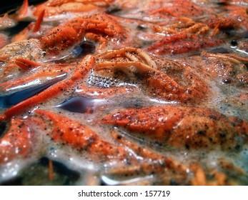 Mardis Gras Crawfish Boil