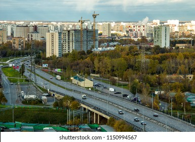 Marfino is an administrative district of North-Eastern Administrative Okrug, and one of raions of Moscow, Russia.
