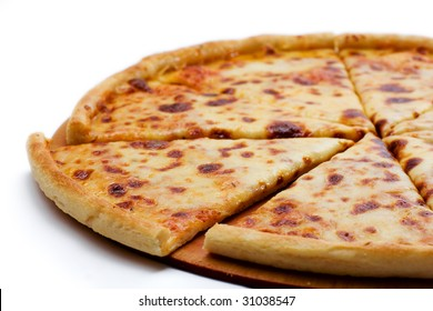 Half Pizza Images Stock Photos Vectors