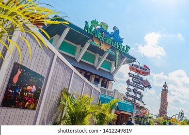 Margaritaville Restaurant Universal Studios Orlando Florida March 24, 2019