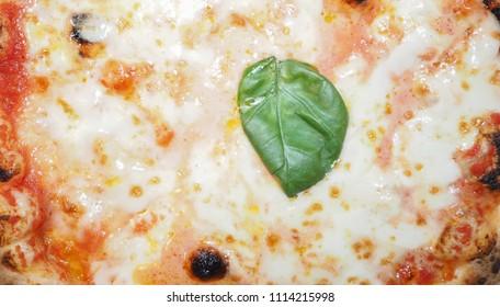 margherita aka margarita pizza traditional Italian food