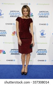 Maria Menounos at the 2nd Annual American Giving Awards held at the Pasadena Civic Auditorium in Los Angeles, California, United States on December 7, 2012.