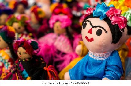 Maria mexican doll