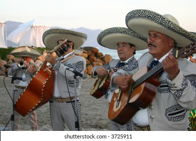 Mariachi Band in Puerto Vallarta