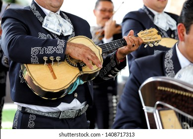 Mariachi, Mexican music. UNESCO recognized mariachi as an Intangible Cultural Heritage.