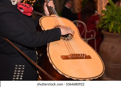 Mariachi Musicians Playing at Event
