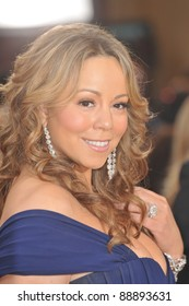 Mariah Carey at the 82nd Annual Academy Awards at the Kodak Theatre, Hollywood. March 7, 2010  Los Angeles, CA Picture: Paul Smith / Featureflash